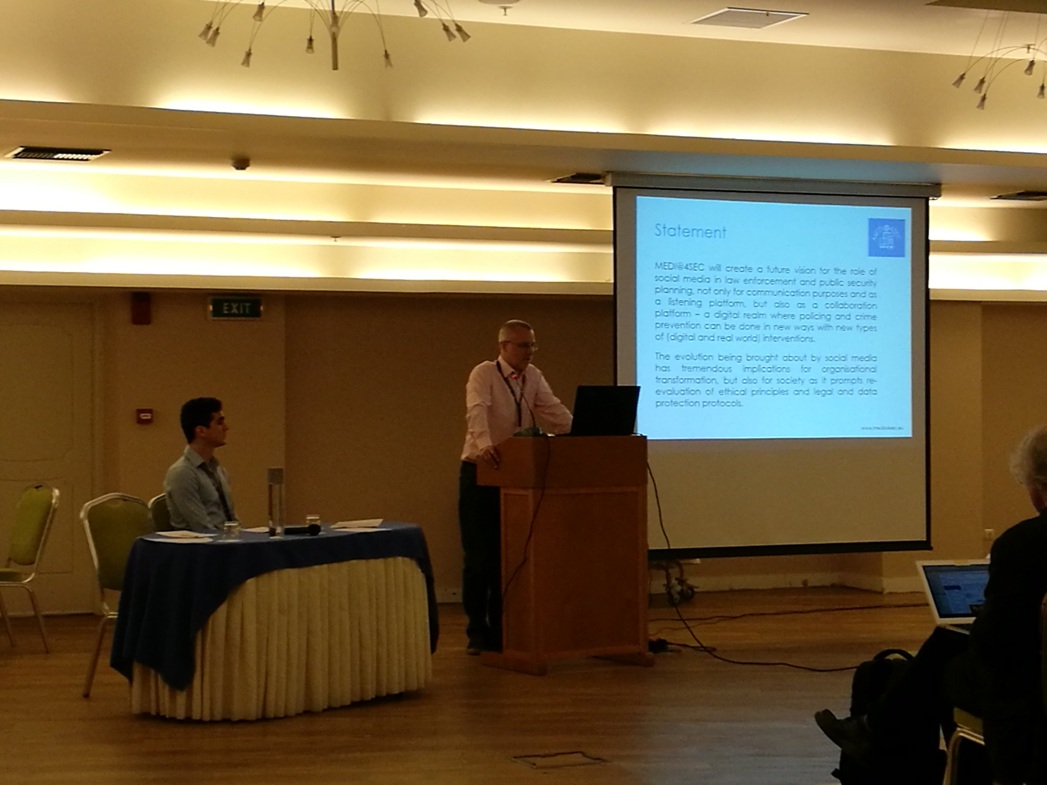Top story: @EOS_EU: '@EOS_EU at #media4sec 2nd workshop in Athens ' https://t.co/dOLgMWnjJO, see more https://t.co/bH1VXGKsud