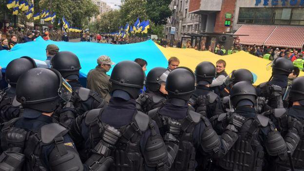 В массовых акциях по всей стране приняло участие около 600 тысяч людей, - МВД - Цензор.НЕТ 617