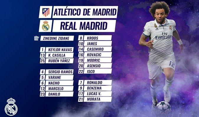 Vuelta Champions Atlético de Madrid - Real Madrid C_Z8bUhWsAAX8jZ