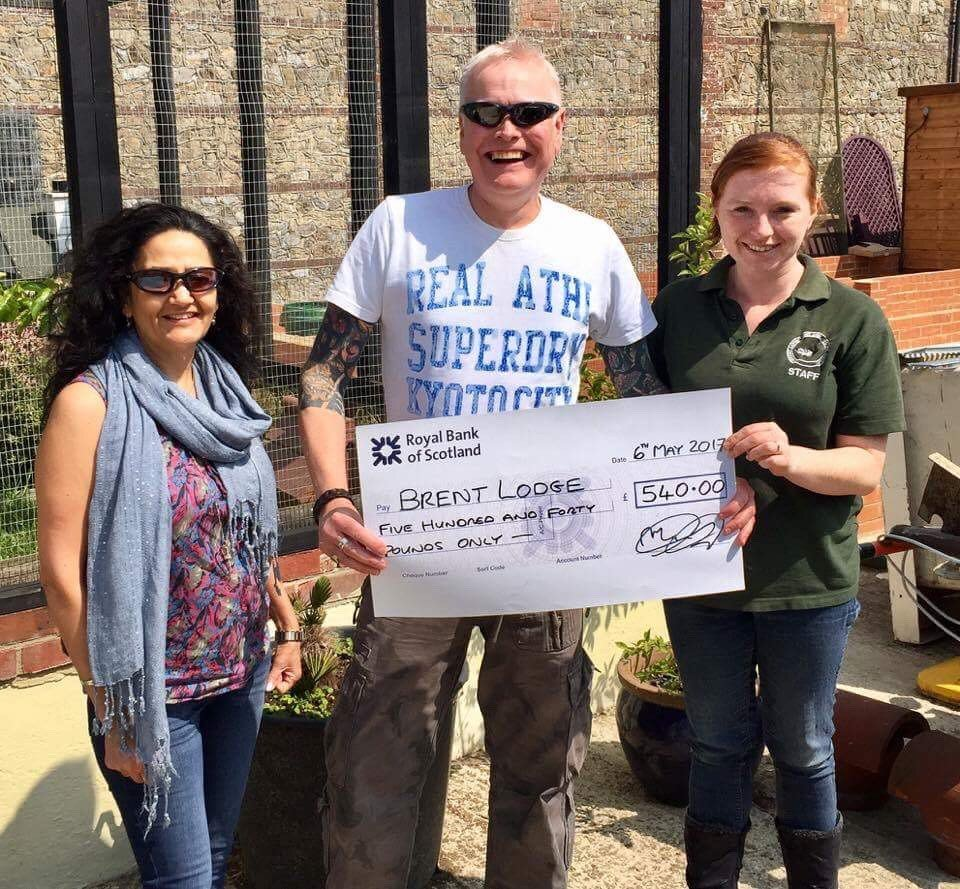 test Twitter Media - Thanks to Kathleen & Max for kindly donating £540 to us in aid of #hedgehogawarenessweek they have supported us for years we are so grateful https://t.co/fTgF1iknEw