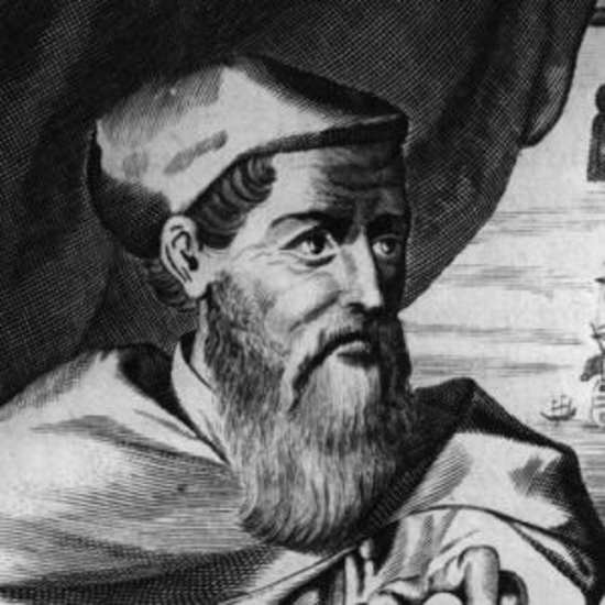 #OnThisDay in 1497, Italian navigator Amerigo Vespucci leaves for his first voyage to the New World.
