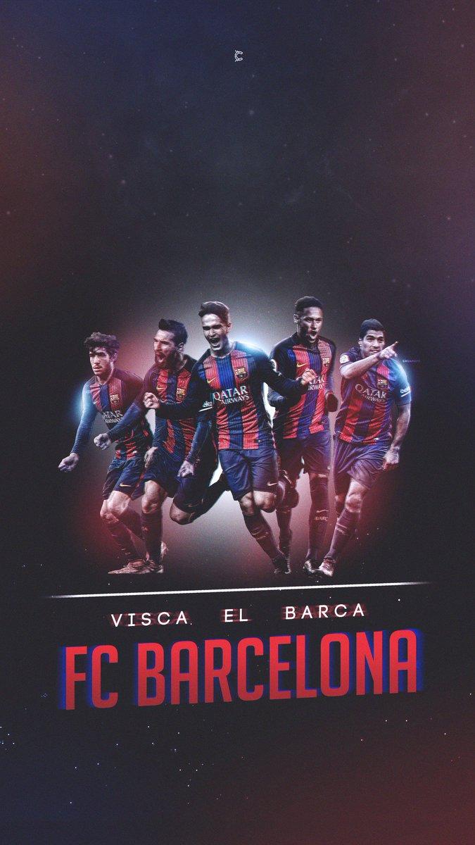 Nick On Twitter Fc Barcelona Wallpaper Edit Forcabarca Rts Appreciated