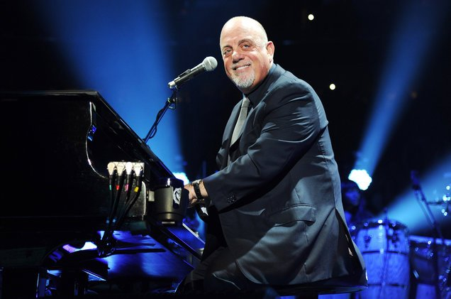 Happy birthday, Here are the Piano Man\s biggest Billboard hits