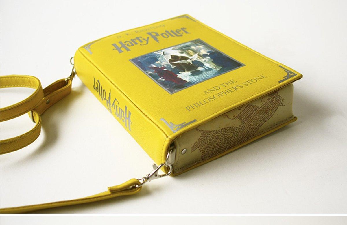 Resultado de imagen de bolsos inspirados en libros