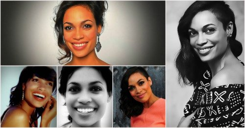 Happy Birthday to Rosario Dawson (born May 9, 1979)