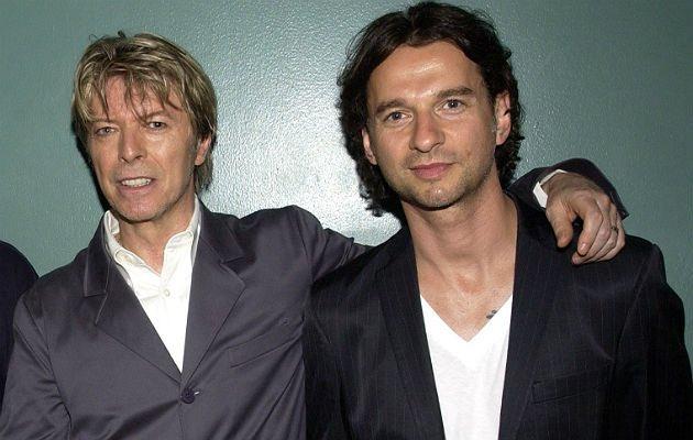 Wishing huge Bowie fan Dave Gahan a very Happy Birthday!