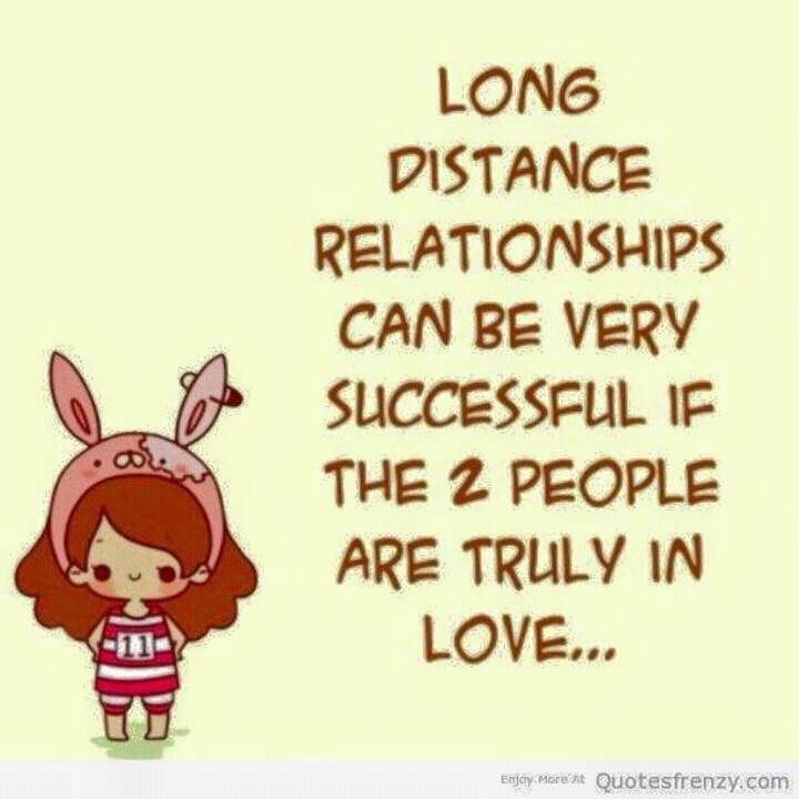 how to be successful in long distance relationships