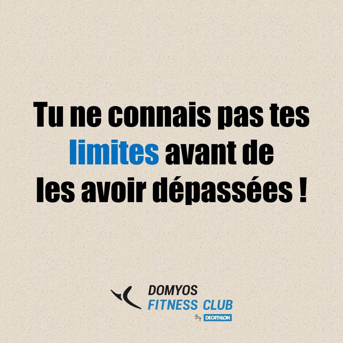 Domyos Fitness Club On Twitter Domyos Fitness Club