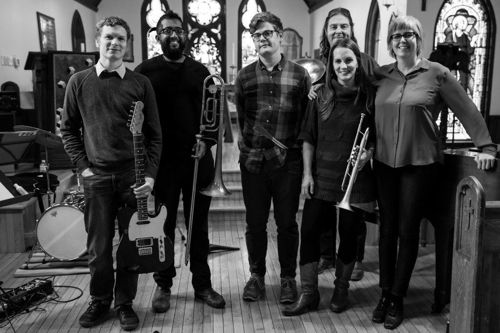 Rebecca Hennessy FOG Brass Band - CANCELLED due to weather. The Jazz Room will be closed this evening.