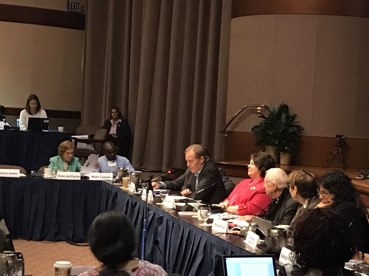 We´re LIVE at the Human Rights Defenders Forum hosted by @CarterCenter -> https://t.co/i9bE4BTJ7a #freedomfromfear #HHRR https://t.co/zDsnIpiBqv