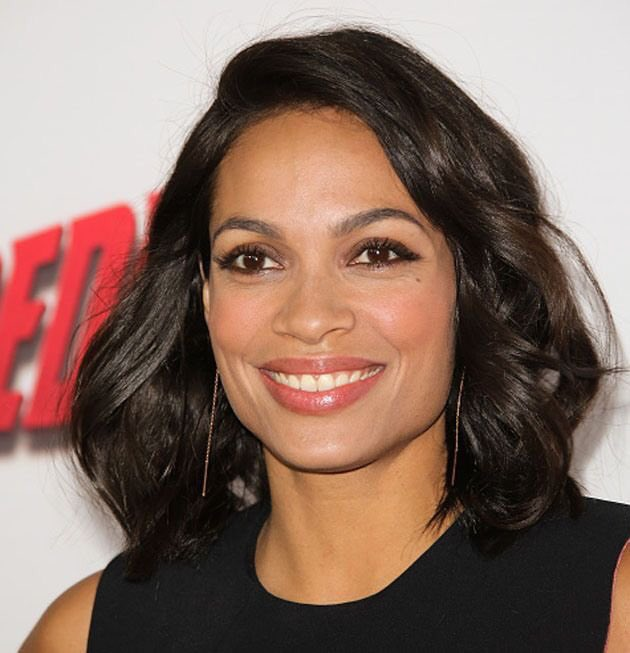 Happy birthday Rosario Dawson!