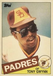 Happy Birthday Tony Gwynn. He was the first athlete to wear
