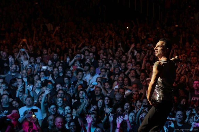 Happy Birthday Dave Gahan  see you in London on the 3rd June