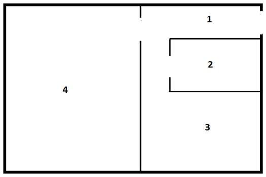 схемы электропроводки в помещениях