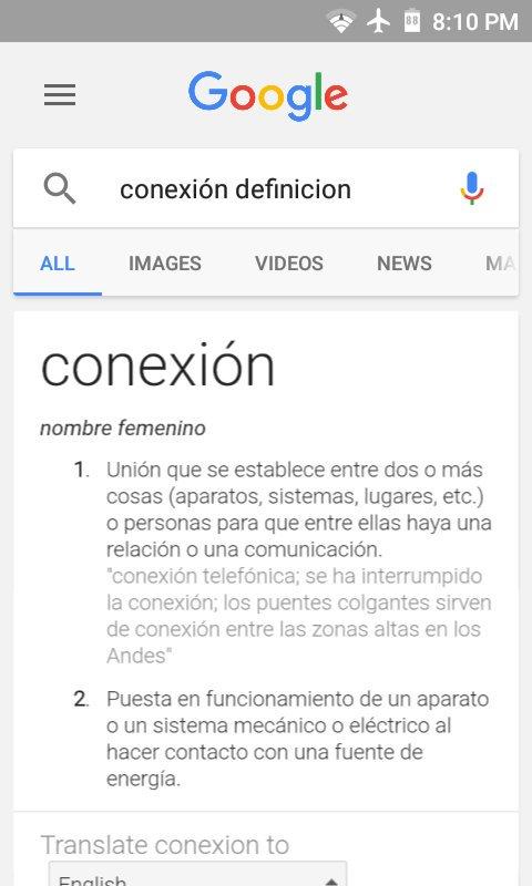 @raymondarrieta @Raymondyamigos  #SinConeccion Creo que lo correcto es conexión.