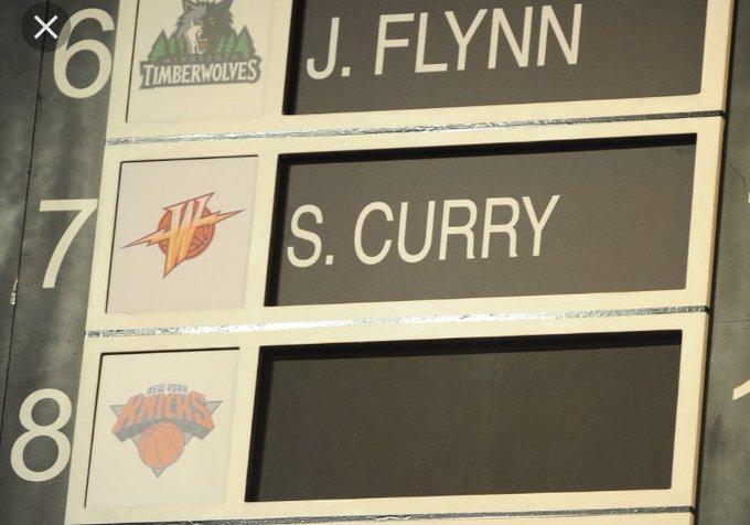 Knicks pick 8th