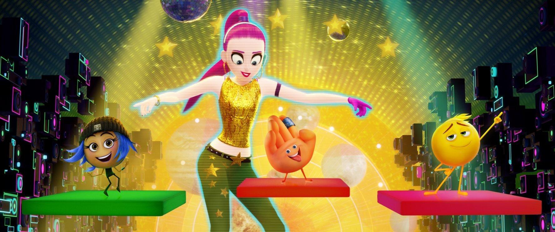The Emoji Movie Trailer Revealed