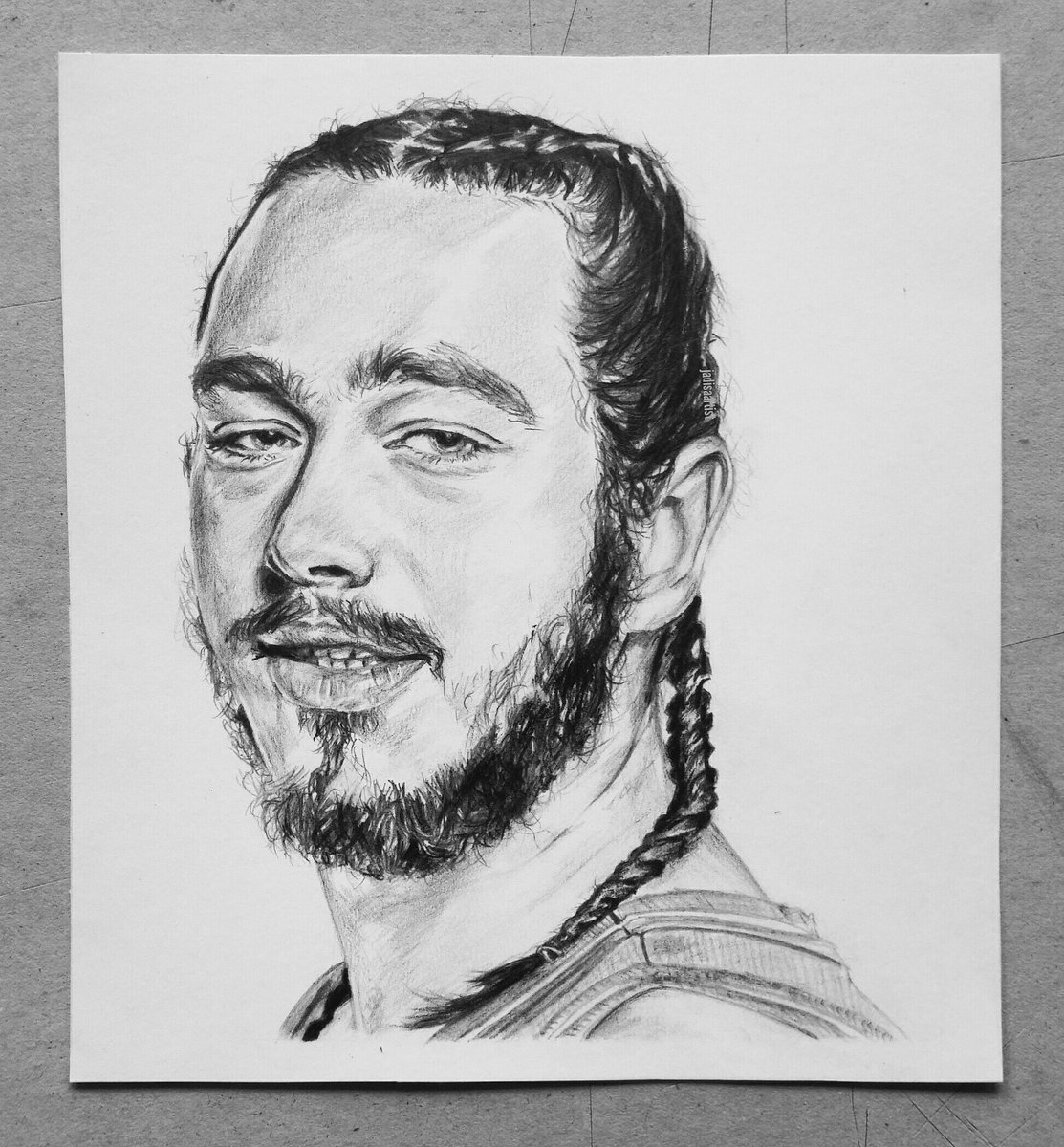 "Post Malone Drawing: Beerbongs & Bentleys On Twitter: ""Mangosas & Maybachs"""
