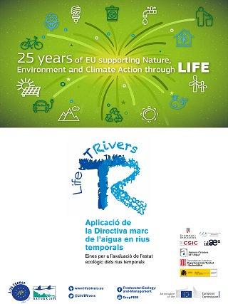 Aquest divendres hi serem a la #FestaCiènciaUB amb l'app #RiuNet També celebrem els 25 anys de @LIFE_Programme No t'ho perdis! https://t.co/THCzAjBTji
