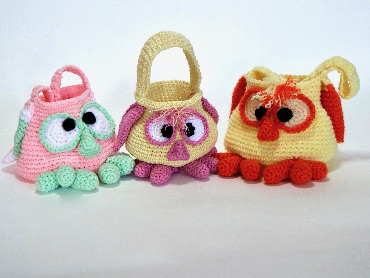 Wolligurumi On Twitter Die Kleine Kindertasche Der Ideale