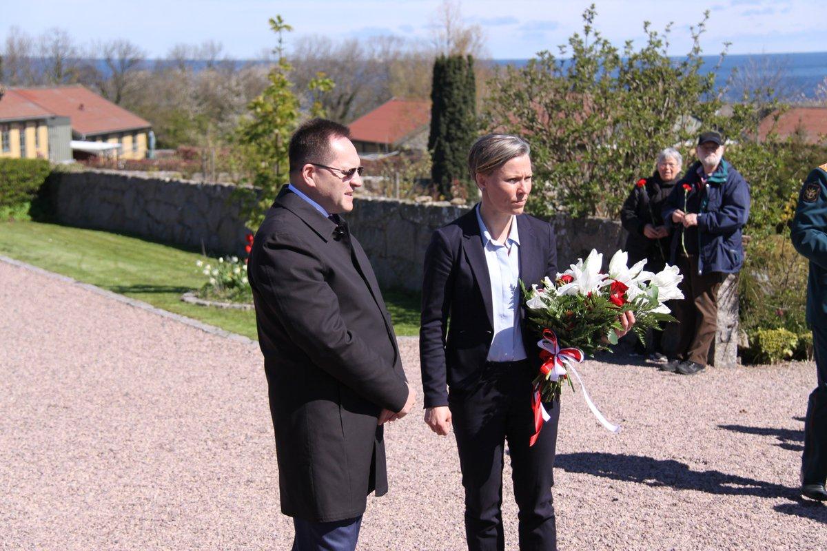 Thumbnail for Торжественные мероприятия в Дании в связи с 72-ой годовщиной Великой Победы