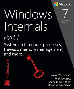 New book! #Windows Internals, Seventh Edition, Part 1: https://t.co/DAmTNnqsde #MSDev #ITPro #Windows10 #WinServ https://t.co/CiW18XGnOh