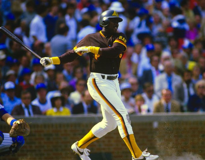 Happy 57th birthday to one of the best hitters ever & Hall of Famer Tony Gwynn Sr. REST IN PEACE !