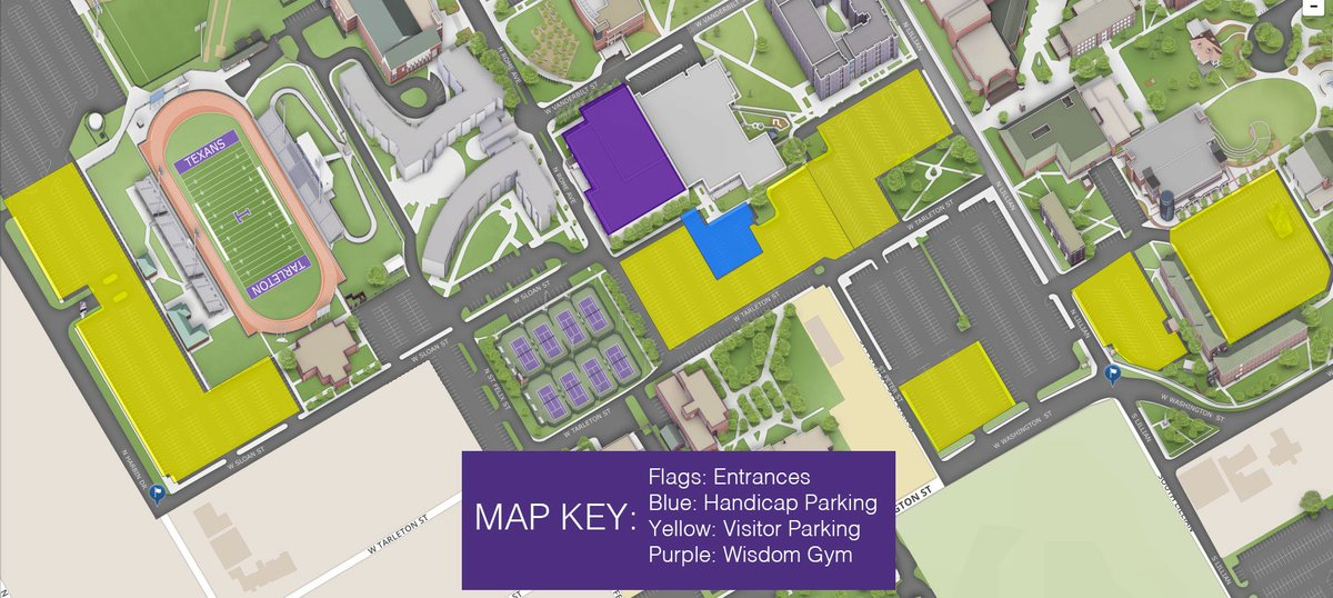 Tarleton State Campus Map.Tarleton State University On Twitter Check Out Our Interactive Map