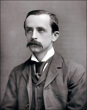 #OnThisDay in 1860, James Barrie, creator of Peter Pan, was born in Scotland.