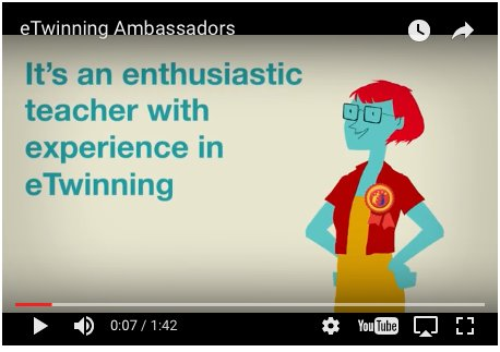 What's an eTw ambassador? How can (s)he help me? How can I meet him/her? Watch the answers: https://t.co/tI9m5PgLzU #twinmooc #twinbassador https://t.co/UVWfbLoDLQ