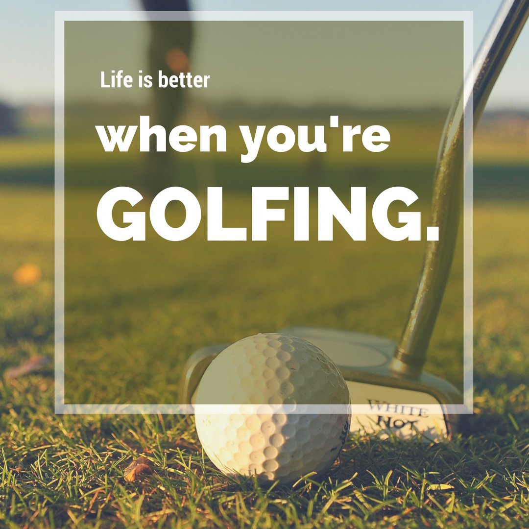Golf Quotes About Life Personal Golf Caddie Personalgolfcad  Twitter