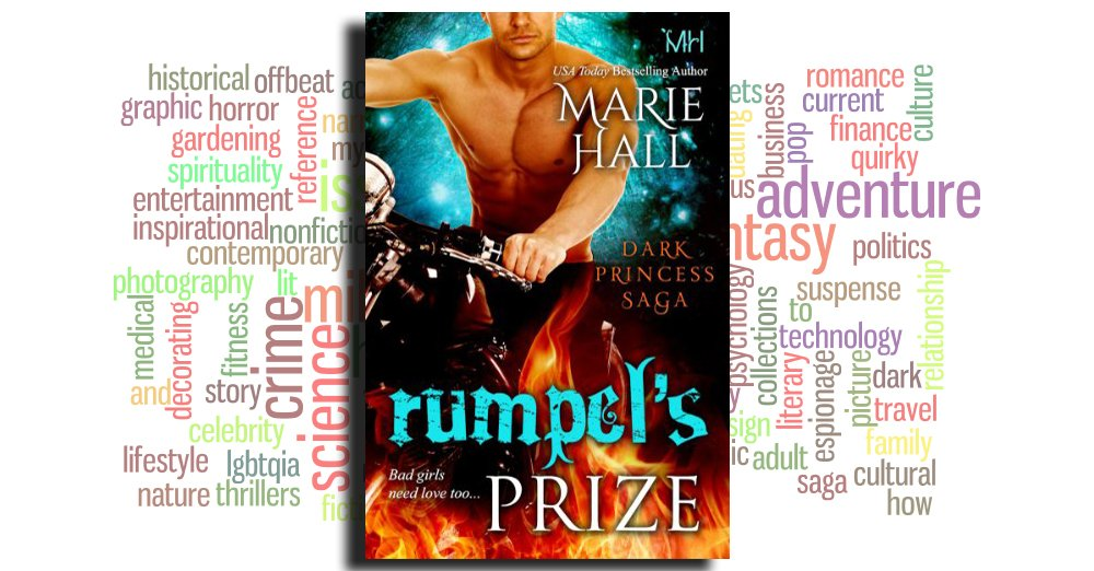 See the highly-rated eBook 'Rumpel's Prize' by Marie Hall https://t.co...