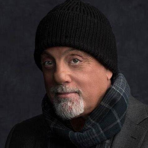 "Happy Birthday Billy Joel. ""Don\t go changing...\""  You\re one of the greats and you just turned 68!"