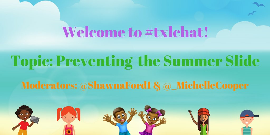 Welcome to #txlchat @shawnaford1 and I are so happy you are joining us this evening. Please take a moment and introduce yourself! https://t.co/rucM4X2Zil
