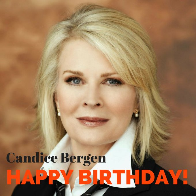 Happy Birthday to Candice Bergen: Boston Legal, Murphy Brown, Miss Congeniality