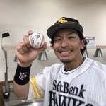 松田宣浩(福岡ソフトバンクホークス)のツイッター