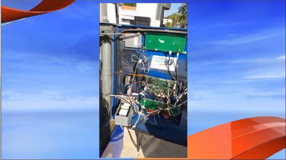 how to make a gas pump skimmer