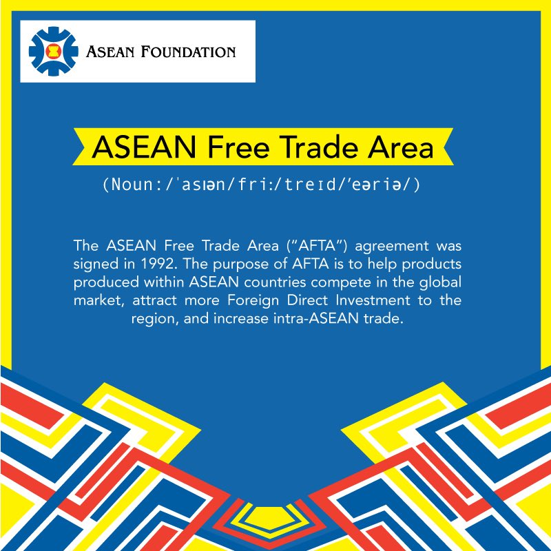Asean Foundation On Twitter Today On Learningasean Lets Learn