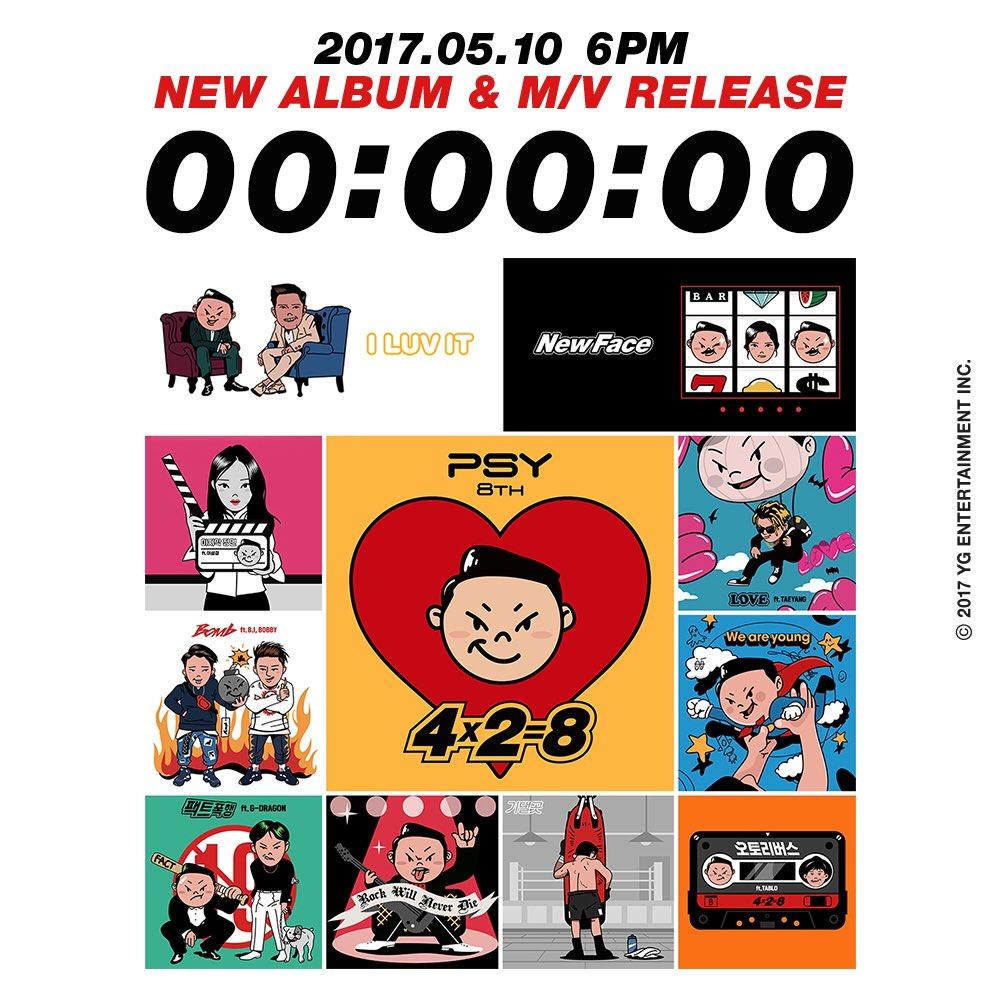 PSY >> Preparando Nuevo Album - Página 3 C_cMoLiUQAA2-WY