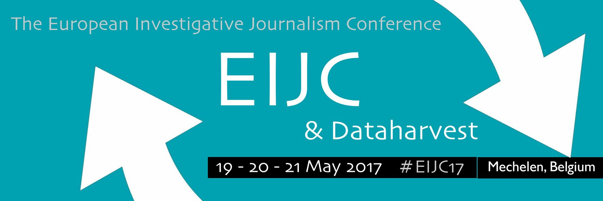 Dataharvest #EIJC17 starts with a pre-conference Hack Day on Thursday 18 May. Info + registration: https://t.co/5kWrsBtqnZ #datajournalism https://t.co/F3ofFl3NN5