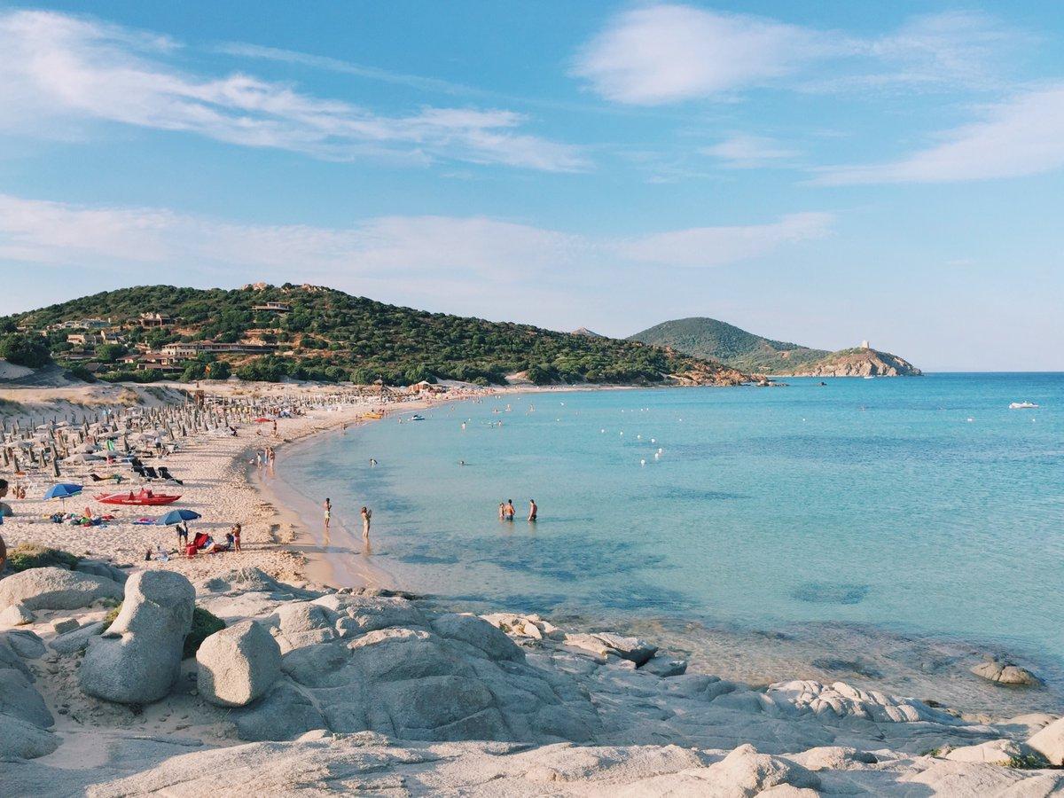 Chia beach sardinia via sardegnacom travel italy for Chia sardegna