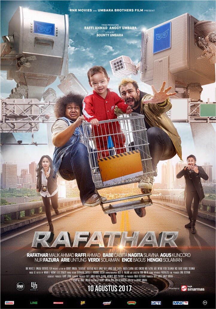 Rafathar The Movie (2017) Full Movie