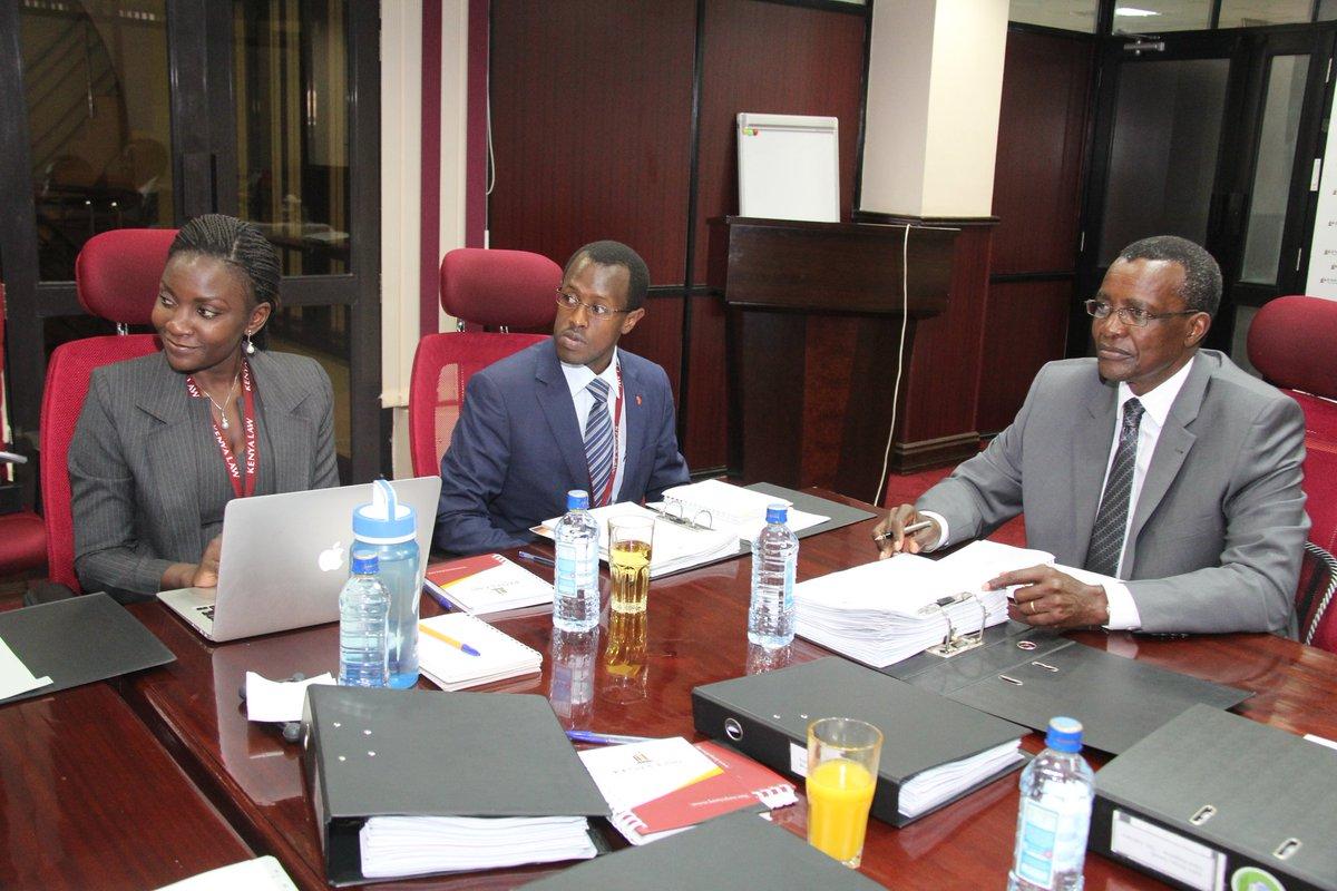 david maraga on twitter chairing a meeting of kenya law