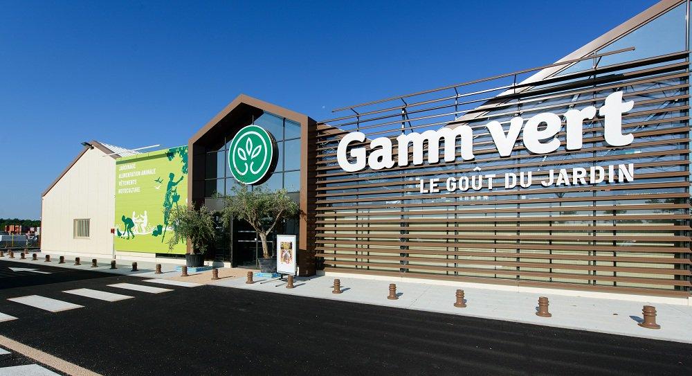 invivo acquiert 90 magasins gamm vert. Black Bedroom Furniture Sets. Home Design Ideas