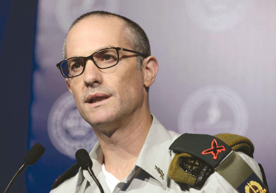 Top #Israeli general reveals he is gay.