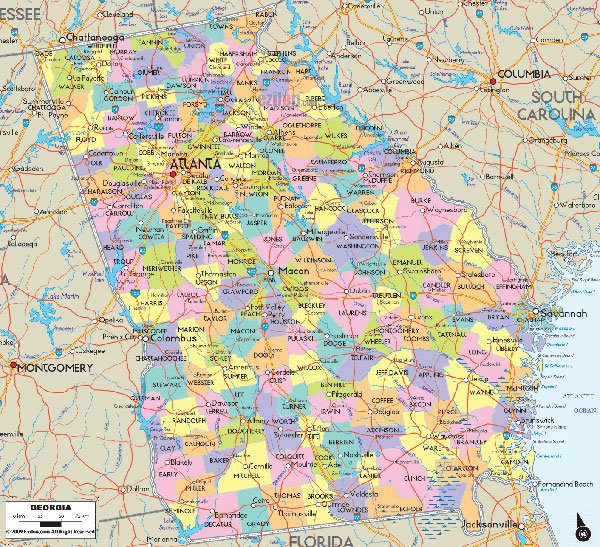 Texas Map Of Cities Towns And Counties.Ezilon Maps Ezilonmaps Twitter