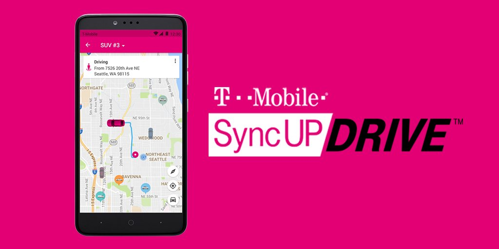 t mobile business on twitter have you tried syncup drive. Black Bedroom Furniture Sets. Home Design Ideas