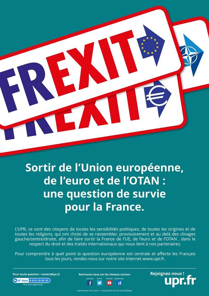 The fact is medias don&#39;t leave pro #Frexit speaking enough even fr this election Very few itws left to François #Asselineau on € &amp; EU debats <br>http://pic.twitter.com/bnzWb1XaZ2