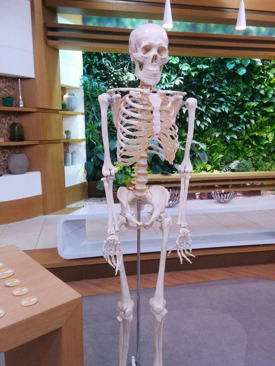 O tema é osteoporose. Mande sua dúvida com #vcnobemestar