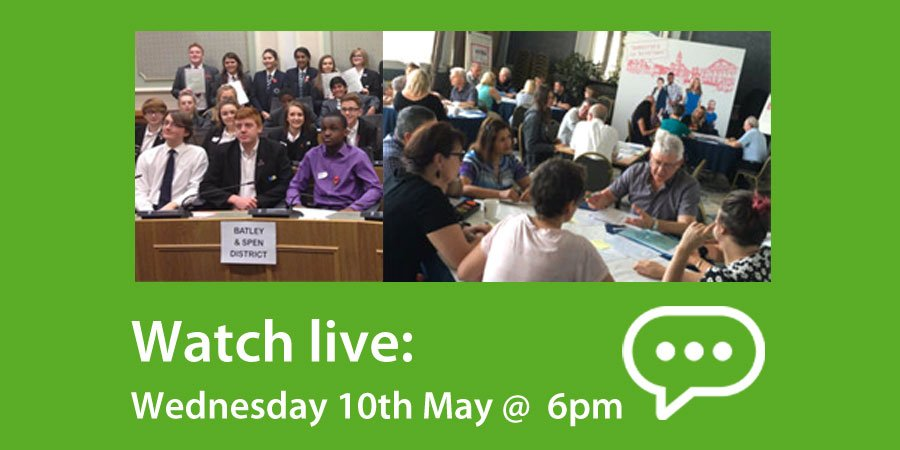 We're debating the future of our local democracy from 6pm today (10th May). Follow live: https://t.co/SLH1JQodow  Tweet: #kirkdemocracy https://t.co/b2qjNo7mlK